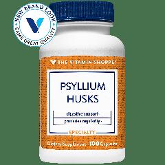 THE VITAMIN SHOPPE PSYLLIUM HUSKS 840 mg (100 cap)