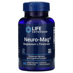 LIFE EXTENSION NEURO-MAG 144 MG (90 veg cap)