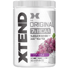 SCIVATION XTEND BCAA GLACIAL GRAPE 7 g (30 serv)