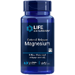 LIFE EXTENSION EXTEND-RELEASE MAGNESIUM 250 mg (60 veg cap)