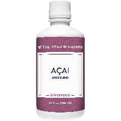 THE VITAMIN SHOPPE ACAI JUICE BLEND (32 fl oz)