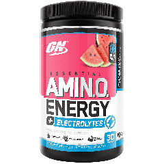 OPTIMUM NUTRITION AMINO ENERGY + ELECTRO WATERMELON 5 g (30 serv)
