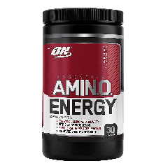 OPTIMUM NUTRITION AMINO ENERGY FRUIT FUSION 5 g (30 serv)