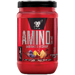 BSN AMINO X FRUIT PUNCH 10 g (30 serv)
