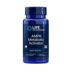 LIFE EXTENSION AMPK METABOLIC ACTIVATOR (30 veg tab)