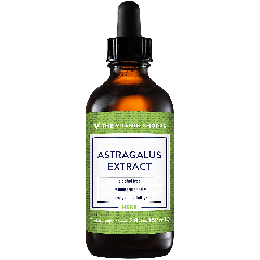 THE VITAMIN SHOPPE ASTRAGALUS EXTRACT ALCOHOL FREE 1000 mg (2 fl oz)