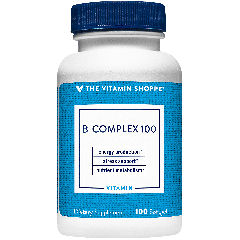 THE VITAMIN SHOPPE B-COMPLEX 100 (100 soft)