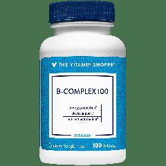 THE VITAMIN SHOPPE B-COMPLEX 100 (100 tab)