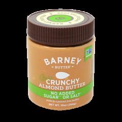 BARNEY BUTTER BARNEY BUTTER BARE CRUNCHY 10 OZ.