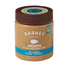 BARNEY BUTTER BARNEY BUTTER BARE SMOOTH-10 OZ.