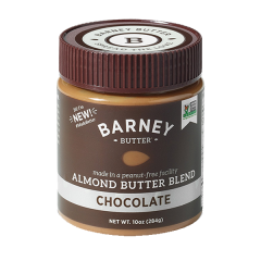 BARNEY BUTTER BARNEY BUTTER CHOCOLATE 10 OZ.