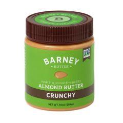 BARNEY BUTTER BARNEY BUTTER CRUNCHY 10 OZ.
