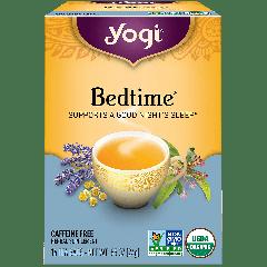 YOGI TEA BEDTIME 16 EA