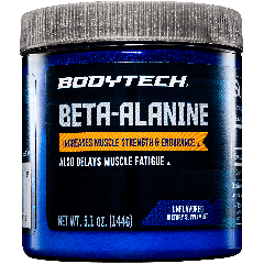 BODYTECH BETA ALANINE UNFLAVORED 1.6 g (90 serv)