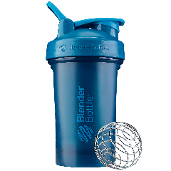SUNDESA BLENDER BOTTLE CLASSIC FC BLUE 20 OZ