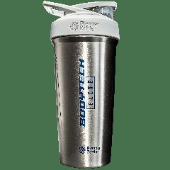 termo Bodytech Elite Stainless Steel Blender Bottle (28 fl oz)