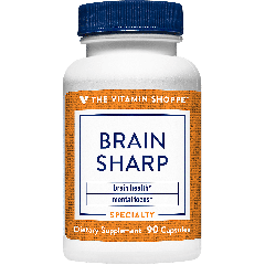 THE VITAMIN SHOPPE BRAIN SHARP (90 cap)