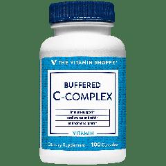 THE VITAMIN SHOPPE BUFFERED C-COMPLEX VIT C (100 cap)