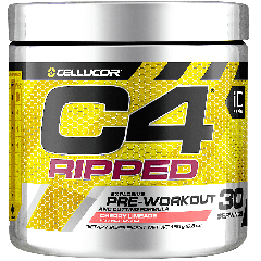 CELLUCOR C4 RIPPED CHERRY LIME (30 serv)
