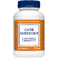 THE VITAMIN SHOPPE CARB SHREDDER (90 tab)
