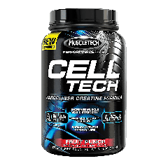 MUSCLETECH CELL TECH FRUIT PUNCH (28 serv)