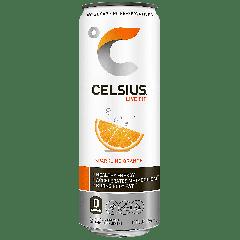 CELSIUS CELSIUS SPARKLING ORANGE (12 fl oz)