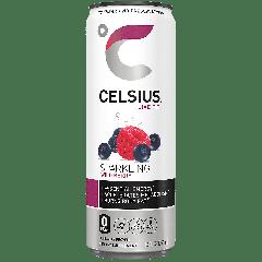 CELSIUS CELSIUS SPARKLING WILD BERRY (12 fl oz)