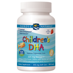 Childrens DHA 250 mg (180 soft)