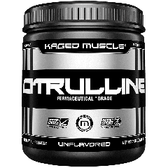 KAGED MUSCLE CITRULLINE UNFLAVORED 2 g (100 serv)
