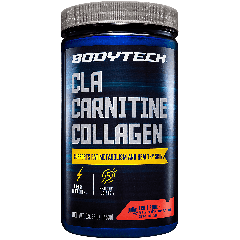BODYTECH CLA CARNITINE COLLAGEN FRUIT PUNCH (30 serv) 15.98 oz