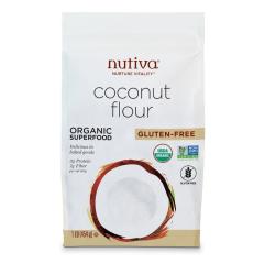 NUTIVA COCONUT FLOUR 1lb