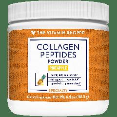 THE VITAMIN SHOPPE COLLAGEN PEPTIDES POWDER PINEAPPLE 5 g (30 serv)