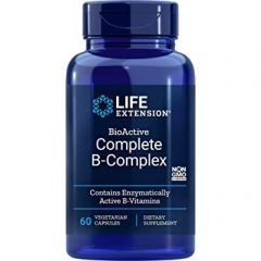LIFE EXTENSION COMPLETE B-COMPLEX (60 veg cap)