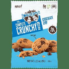 LENNY & LARRY´S COMPLETE CRUNCHY COOKIES - CHOC CHIP - 1.25 OZ