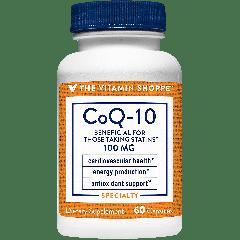 THE VITAMIN SHOPPE COQ-10 100 mg (60 tab)