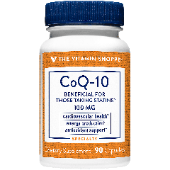 THE VITAMIN SHOPPE COQ-10 100 mg (90 tab)