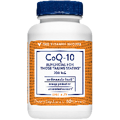 THE VITAMIN SHOPPE COQ-10 200 mg (60 cap)
