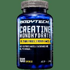 BODYTECH CREATINE MONOHYDRATE (100 cap)