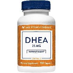 THE VITAMIN SHOPPE DHEA 25 mg (120 cap)