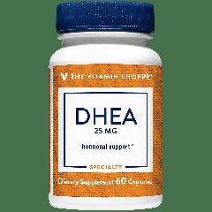 THE VITAMIN SHOPPE DHEA 25 mg (60 cap)
