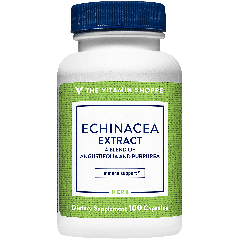 THE VITAMIN SHOPPE ECHINACEA EXTRACT 57 mg (100 cap)