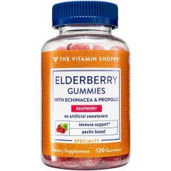 Elderberry Gummies w/ Echinacea (120 gummies) Vitamin Shoppe Panama