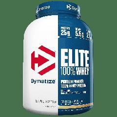 DYMATIZE ENTERPRISES ELITE 100% WHEY GOURMET VANILLA (67 serv) 5 lb