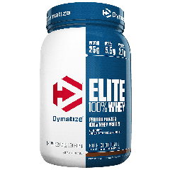 DYMATIZE ENTERPRISES ELITE 100% WHEY RICH CHOCOLATE (25 serv) 2 lb