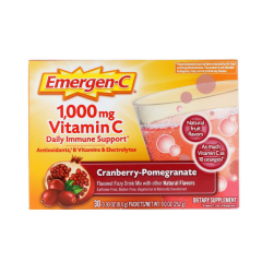 ALACER CORP EMERGEN-C VIT C CRANBERRY POMEGRANATE 1000 mg (30 serv)
