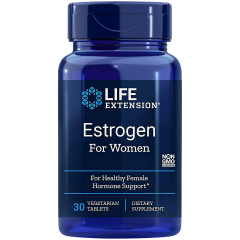 Estrogen For Women W/ Pomegranate (30 veg tab)