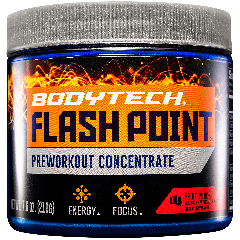 BODYTECH FLASH POINT FRUIT PUNCH (30 serv)