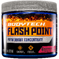 BODYTECH FLASH POINT WATERMELON (30 serv)