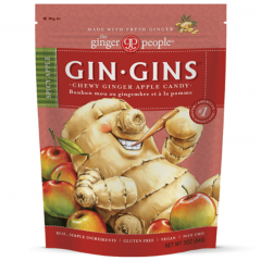 GINGER PEOPLE GIN PEOPLE GIN GINS SPICY APPLE CHEWY GINGER 3OZ