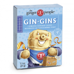 GINGER PEOPLE GIN PEOPLE GIN GINS SUPER STRENGHT 12EA TRAVEL PACK